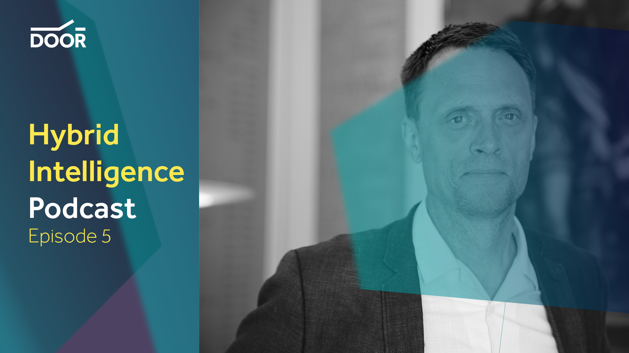 Hybrid Intelligence Podcast – Matthew Taylor, CEO of The Royal Society of Arts