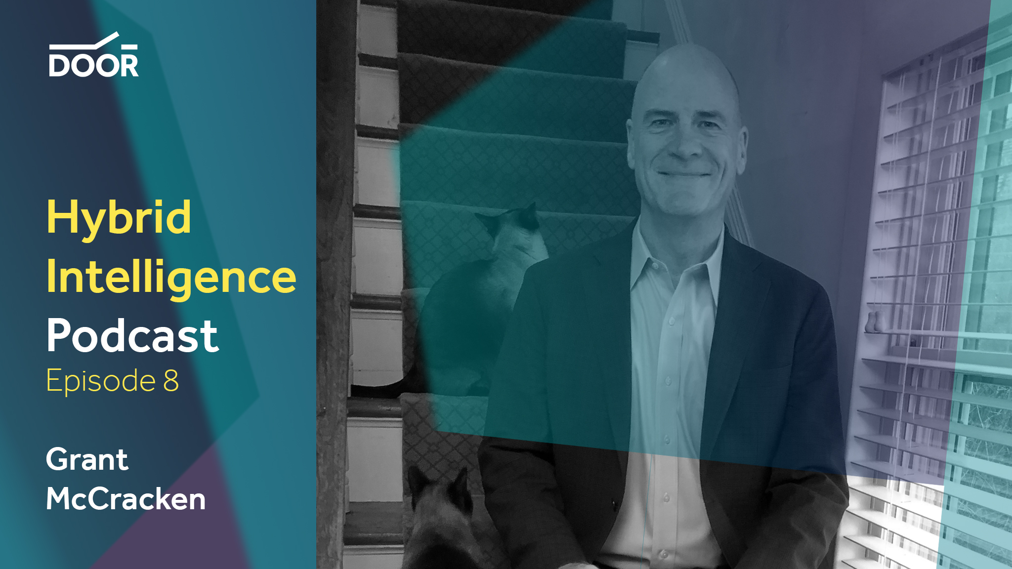 Hybrid Intelligence Podcast – Cultural Forces with Grant McCracken